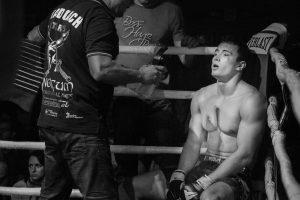 BILD: Florian Aberger MMA Pro Fighter